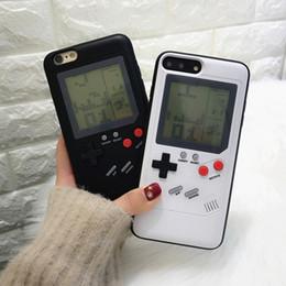 Игра горячая мобильный раковина машины автомат лягушки встроенным 8 классические игры машины для iPhone6/7/8 плюс СП защищать ностальгические игры оболочки от