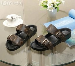 Женщины холст сандалии BOM DIA мул тапочки 1A3R5O обувь мужчины женщины мода показывает сандалии тапочки мулы клинья слайды от