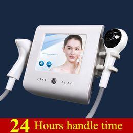 Máquina de enfriamiento facial online-Facial thermolift focus RF radiofrecuencia reafirmante vacío RF cooling belleza arruga removedor belleza máquina para la cara y el cuerpo
