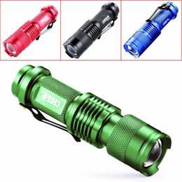 2019 ultrafire q5 mini zoomable taschenlampe Mini Taschenlampe Zoomable Cree Q5 2000 Lumen Zoom Tactical 14500 Batterie Taschenlampe Lampe Tragbare Laterne 3 Modi rabatt ultrafire q5 mini zoomable taschenlampe