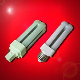 Lâmpada led horizontal on-line-Venda de alumínio super brilhante LED milho luz LED lâmpada horizontal E27 G24D G24Q destaque 5 W 8 W 10 W 12 W SMD 2835 milho bulbo