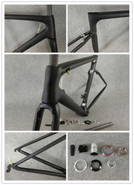 Wholesale Carbon Frameset 58cm - The newest 13 models T1000 UD SL-6 road bicycle Frameset with 49-52-54-56-58cm BB30 BB68 PF30 SL6 carbon road frames free shipping
