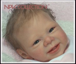 Wholesale Reborn Kits - Wholesale-Most popular limited edition reborn doll kit authentic original kit 22inches reborn supply