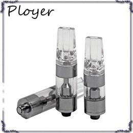 Canada Date Ccell En Céramique Coil A4 Réservoir 0.5 ml 0.8 ml 1.0 ml Jetable E-Cigarette Vape Cartridge 14mm Diamètre pour Épaisse Huile 0266170-1 Offre
