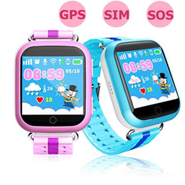 Wholesale Q Watches - Q750 Bluetooth Smartwatch with WiFi GPS AGPS LBS BDS for iPhone IOS Android Smart Phone Wear Clock Wearable Device Q100 Smart Watch Q-BS