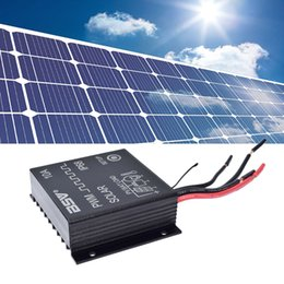Wholesale Regulator Solar Panels - 24V 12V Auto Solar Panel Battery Charge Controller 30A 20A 10A PWM LCD Display Solar Collector Regulator With IP68 Waterproof