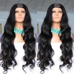 Joli grade 7a 100% non traité brut vierge remy cheveux humains longue couleur naturelle vague naturelle pleine dentelle perruque pour les femmes ? partir de fabricateur