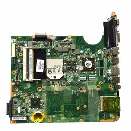 Wholesale Amd Testing - For HP Pavilion DV7 DV7-3000 574681-001 DAUT1AMB6E1 Laptop Motherboard DDR2 AMD Notebook Systemboard 100% Tested