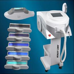 Wholesale intense lights - Intense pulse light professional E-Light IPL hair removal machine laser hair removal skin rejuvenation CE approved