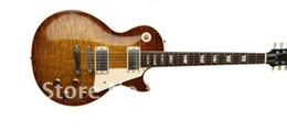 Wholesale Tiger 1959 - Free Shipping Tiger Flame Custom 1990s Custom shop 1959 R9 Electric Guitar Wholesale