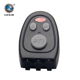 Wholesale Detector Gps - Brand Lexin!Newest Two-Way Radio Adaptor for bluetooth intercom Motorcycle BT 4.0 Bluetooth Dongle for Radio GPS Radar Detector