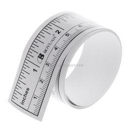 Wholesale Drop Ship Vinyl - 90cm Self Adhesive Metric Measure Tape Vinyl Ruler For Sewing Machine Sticker Tapes Measures Drop Ship