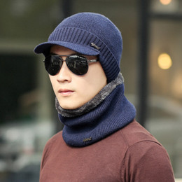 Wholesale football beanies for men - New Basketball Cap Football Winter Beanie Hats For Men Women Sports Team Knitted Skull Caps Fashion Warm Portable 20xm jj