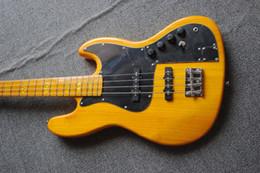2019 chitarra basso di alta qualità Vendita all'ingrosso Top Quality Relic Handmade JAZZ Electric BASS Guitar chitarra basso di alta qualità economici