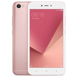 Original Xiaomi Redmi Note 5A 4GB RAM 64GB ROM 4G LTE Teléfono móvil Snapdragon 435 Octa Core Android 5.5