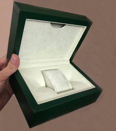 наручные часы магазин Скидка Бесплатная доставка топ роскошные часы Марка зеленый оригинальный футляр документы подарочные часы коробки кожаный мешок карты 0.8 кг для часы Box