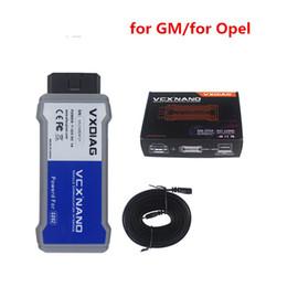Vente chaude avec USB / WIFI Fution VXDIAG POUR GM / OPEL VDIAG VCX NANO Multiple GDS2 et TIS2WEB Diagnostic / Programe En Stock ? partir de fabricateur