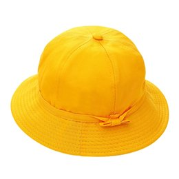2018 Fashion Summer Sun hat Fisherman Small yellow hat LOVELY Women  Sunscreen Sun hat Excursion summer Small cornice cap Leisure time Lovely e30deaffe30c