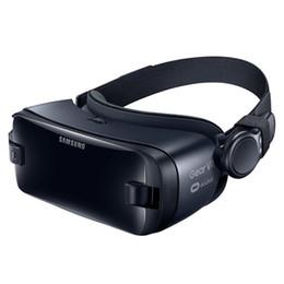 2018Samsung Origin Gear VR 5.0 3D VR Brille Erbaut in Gyro Sens für Samsung Galaxy S9 S9 Plus S8 S8 + Note5 Hinweis 7 S6 S7 S7Edge von Fabrikanten