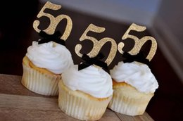 Birthday Numbers Cake Toppers Canada