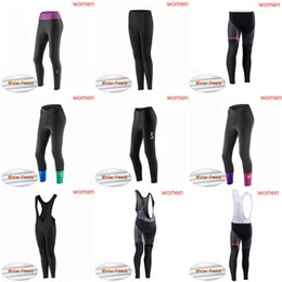 Wholesale bicycle cycling winter pant - LIV ORBEA team Cycling Winter Thermal Fleece (bib) pants Size XS-4XL Ropa Ciclismo Bicycle Clothing Bike Wear For women D1124