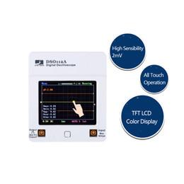 Canada DSO 112A TFT Écran tactile Portable Mini Oscilloscope Numérique USB Interface 2 MHz 5 Mpsps Offre