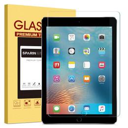 scheda della casella Sconti Vetro temperato per iPad mini 2 3 4 Pro 12,9