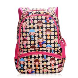 Wholesale children Backpack Girls Boys Schoolbag School Bags Kids Lovely  Backpacks For Children Teenage School Student Mochila 34515f6615c74