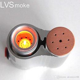 Vaporizador s1 jurássico on-line-Jurassic S1 erva seca vaporizador de vidro atomizador de água 510 thread e aquecimento rápido 3 cores e cigarros starter kit fit 18650 bateria