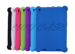 Argentina Para Xiaomi Mi Pad1 mipad1 7.9 pulgadas a prueba de golpes Funda protectora de silicona suave Suministro