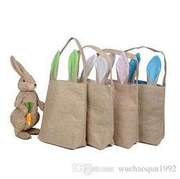 Easter gifts for boys nz buy new easter gifts for boys online from easter gifts for boys nz new 10styles cotton linen easter bunny ears basket bag for negle Gallery