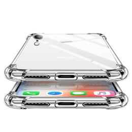 2019 iphone luft zurück 1.5mm luftpolster tpu case weiche klare stoßdämpfungTransparent rückseitige abdeckung fällen für iphone 9x8 7 samsung s9 note