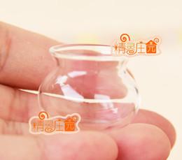 Wholesale Furniture Goods - Wholesale-MINI dollhouse miniature Tatu aquarium glass vase mini furniture accessories for multi-use good workmanship