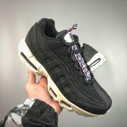 cheap for discount e2085 4f15b air 95 2019 - New Airs Cushion 95 TT Running Shoes for Women Men Sports  Sneakers