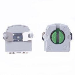 Wholesale t8 socket lighting - T8 22003 Grille Light Socket Fluorescent Lamp Holder T8 T8 Lamp Holder Base Lamp Fixtures Lighting Accessories