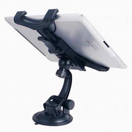2019 auto windschutzscheibe für ipad Universal Car Windschutzscheibenhalterung Halter Stand für iPad 2/3/4/5 Galaxy Tablet PCs Handy Electroincs Zubehör 2017 rabatt auto windschutzscheibe für ipad
