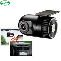 Wholesale g dvd player - wholesale HD 720P Smallest Car Black Box Recordeye With G-Sensor,In Dash Car DVR For Auto DVD Player
