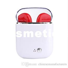 2018 Neue i7S Mini Twins Bluetooth Kopfhörer Stereo Kopfhörer In Ohrstöpsel Drahtlose Ohrhörer Freisprecheinrichtung Sport Headset für Telefon drahtlose headse von Fabrikanten