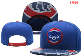 Wholesale Multi Outlets - 2018 sports baseball Cap Cubs Embroidery Thounds styles outlet Adjustable Snapbacks Sport Hats Drop Shipping Mix Order