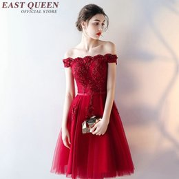 2019 abiti da sposa regina rossa EAST QUEEN moderna qipao vestito da spalla rosso cinese abito da sposa elegante donna matrimonio orientale AA2221 Q abiti da sposa regina rossa economici