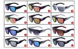 Hohe Qualität Sonnenbrille 12 Farbe Großhandel FOX - Decorum Mode Blenden Farbe Sonnenbrille Große Rahmen Sonnenbrille FOX03 von Fabrikanten
