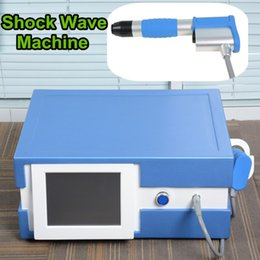 Wholesale pain treatment - 2018 Charmgirl Shock Wave Therapy Neck Physical Therapy shockwave Machine For Pain Relief and Shoulder Pain Treatment