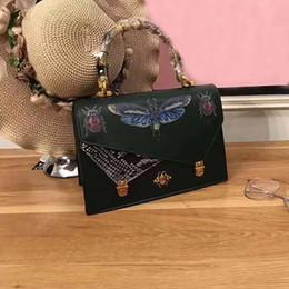 2018 Новые сумки дизайнера женщин G бренда сумки бамбука ручки сумки  хорошее качество генион кожа роскошный бренд знаменитой моды c80fb6a2c52