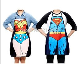 Wholesale Fun Sexy Costumes - Free shipping Breaking bad funny sexy novelty adult Fun kitchen cooking aprons for men women gift Costume Dress 2pcs lot
