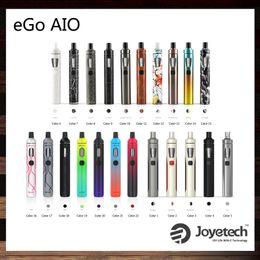 Joyetech eGo AIO Kit con 2.0ml Capacità 1500mAh Batteria Anti-perdita di struttura e Childproof Lock 10th Anniversary Edition 100% Originale da