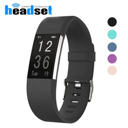 Wholesale Outdoor Camera App - 115 HR Plus Smart Bracelet Fitness Heart Rate Tracker Step Counter Activity Monitor Band Alarm Clock Vibration Wristband TianTian APP