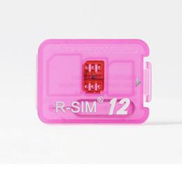 R sim 12 rsim12 rsim sim12 ios 11 ios11 ICCID Sblocco per iPhoneX, iphone 8 PLUS 7,7plus 4G da