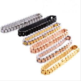 2018 Marque Hommes 'Bracelet en acier inoxydable pour rôle pour Datejust Argent Montres Bande Papillon Boucle Bracelet ? partir de fabricateur