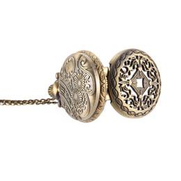Canada Montre de poche en bronze Montre en quartz couleur bronze supplier cool color watches Offre