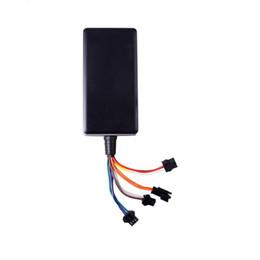 Gps-антенна онлайн-Водонепроницаемый автомобиль GPS трекер автомобиля локатор встроенный GSM GPS антенна поддержка Google Map Link широкий Входное напряжение 9-36 в (розничная)